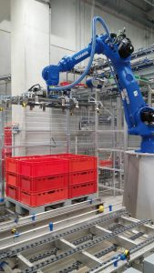 Bild: MPS Food Logistic Systems