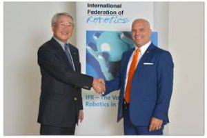 International Federation of Robotics: Junji Tsuda ist neuer Vizepräsident