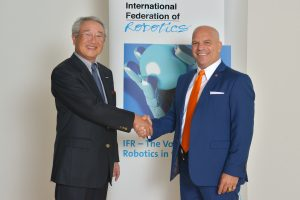 (Bild: IFR International Federation of Robotics)