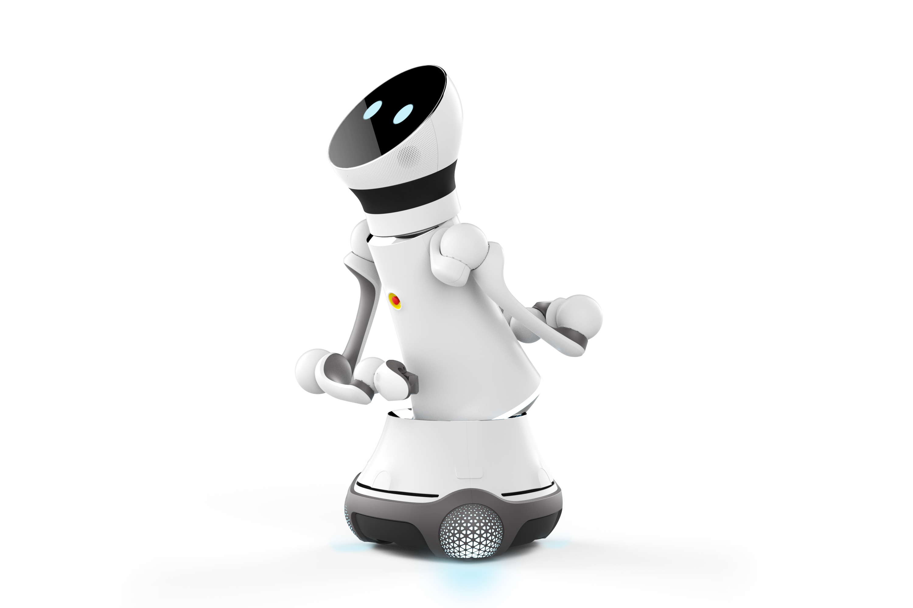 Modulare Roboterplattform Care-O-bot 4